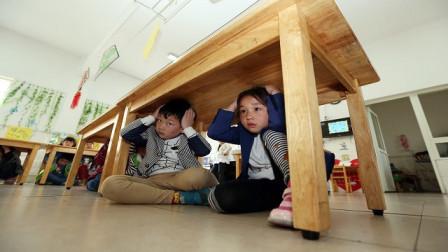 地震时,独自一人在家该如何逃生自救呢?
