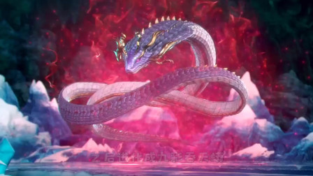 斗破苍穹十大魔兽榜(下),第2名以凤凰为食,却输给了一条蛇!