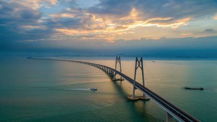 大海深不可测,跨海大桥桥墩怎么打下去的?中国科技令外国人赞叹