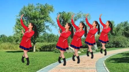 点击观看《玫香广场舞《酒醉的蝴蝶》32步附教学》
