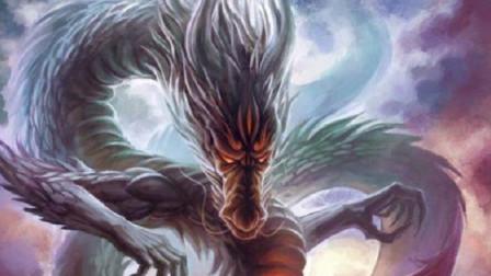 《山海经》中唯一吃过龙肉的人,如果你是这个姓,可能是其后人