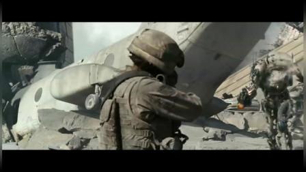 《洛杉矶之战》战争场面宏大,就是看多了外星人入侵的剧情,出场厉害,结尾都是一样。
