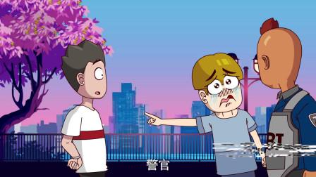 开心锤锤:年轻小伙每天坚持晨跑,不为养生竟是为了省钱!