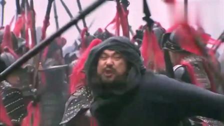 新水浒传:梁山泊众好汉劫法场,兄弟情深义重救宋江 太感动了!