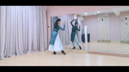 民族舞《孔雀飞来》