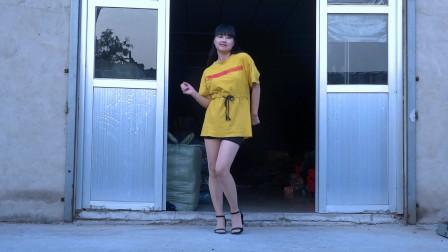 永东广场舞 女人没有错 初级大妈健身舞视频