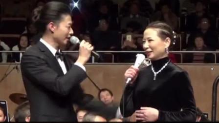 霍尊妈妈才是被埋没的歌后!翻唱邓丽君神曲,刘欢杨坤站起来鼓掌