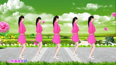 点击观看《河北青青广场舞《入骨相思谁人懂》32步附教学》