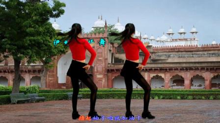 点击观看《鹤塘紫儿广场舞《钱不好赚》摆胯32步 动感节奏》