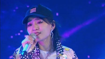 周笔畅《原来你也在这里》,一样的歌词唱出不一样的感觉 北京卫视跨年盛典 20191231
