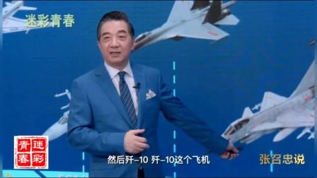 """张召忠:中国曾研制一款全世界最小的战机,3.5吨,叫""""空中李向阳"""""""