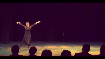古典舞比赛表演视频《且看行云》