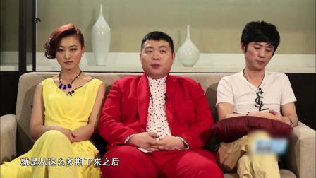 男女参加搞笑综艺,评委们全程表情严肃,王岳伦:很不满意!