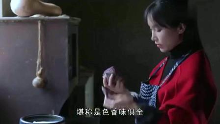 李子柒:李子柒自给自足,纯手工制作各种早餐美食,让人眼馋