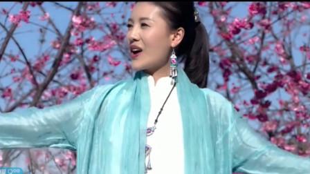 太美了,一首《我在蝴蝶泉等你来》要多美有多美,好听醉了!