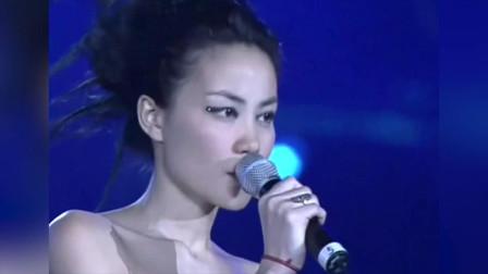 王菲这首歌火了22年,到现在才知道这首歌有粤语版!歌词更加动人
