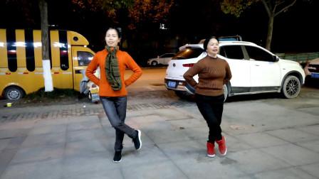 麦芽鬼步舞《过河》 大姐们都非常喜欢