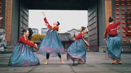 单色舞蹈古典舞 中国舞与古诗词的碰撞会擦出什么火花呢?
