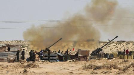 又一个武装向土耳其宣战,敢派兵过来就开火,港口发现大批武器