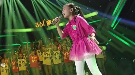 汪峰一定想不到,00后小女孩竟然把他的唱到无法超越,嗓音如天籁