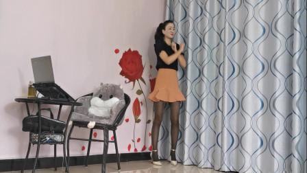 神农舞娘广场舞《一起闯天涯》和平舞蹈视频