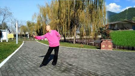 西安光头舞蹈队《这辈子就跟哥哥好》民族舞