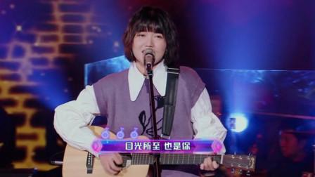 王贰浪参加综艺节目,带来一首《往后余生》,引观众纷纷尖叫!