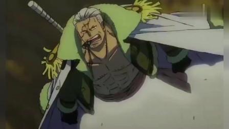 海贼王:二哥萨博用火拳为路飞开路,他们的兄弟情百看不厌