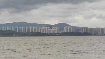 从深圳看香港!