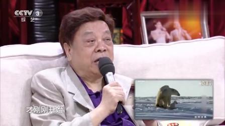 赵忠祥生前参加的综艺节目,经典配音听的让人汹涌澎湃