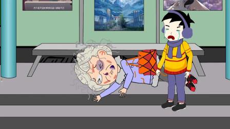 奶奶撕毁偶像海报,肥肥霸气怒怼,结局粉丝很给力
