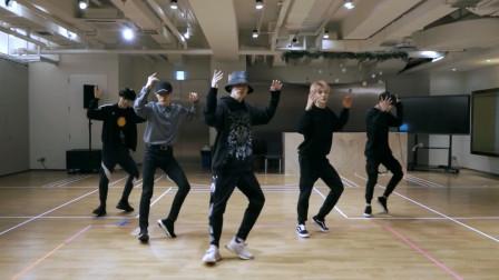 NCT DREAM GAON颁奖礼INTRO练舞室镜像版,控制力超强