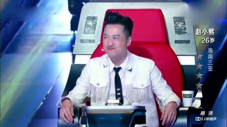 中国好声音:小伙展现独特嗓音,全体导师齐转身,太炫了!