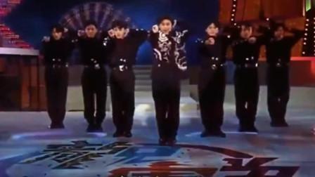 颜值巅峰时期的林志颖参加综艺节目,劲歌热舞嗨翻全场