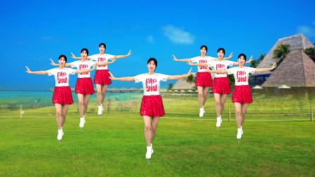点击观看《阿采广场舞 《白天的月亮》万人迷健身舞》