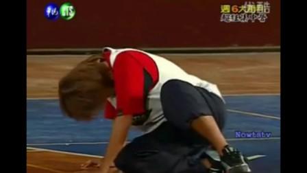 【罗志祥】曾经参加过毫无人性的综艺,在残酷的台湾娱乐圈中,他从此再无偶像包袱