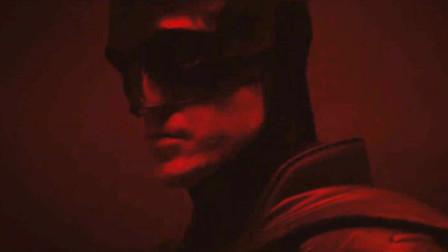 DC新《蝙蝠俠》首曝鏡頭!羅伯特·帕丁森新戰衣帥爆!