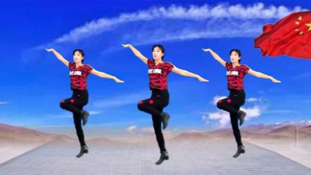 点击观看阿采健身舞教程 客厅就能健身零基础舞蹈出征分解教学视频