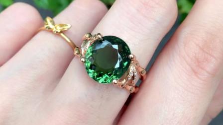 十二星座专属的求婚戒指,天蝎座的戒指低调又有内涵