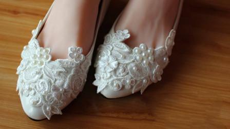 十二星座专属的平底鞋,最喜欢天蝎座的粉红色鞋子
