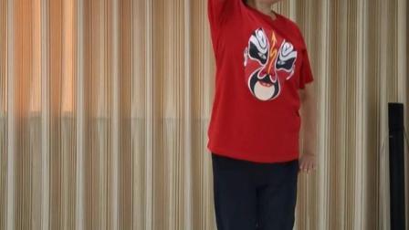点击观看《网红美女养生舞蹈《中国功夫》》