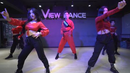 HooYi编舞《因为红》舞蹈镜像分解教学