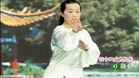 吴阿敏42式太极拳分解教学(上)