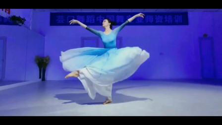 现代舞《从头再来》