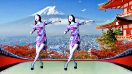 静儿舞蹈《DJ情人雨》最新流行情歌,好听更好看