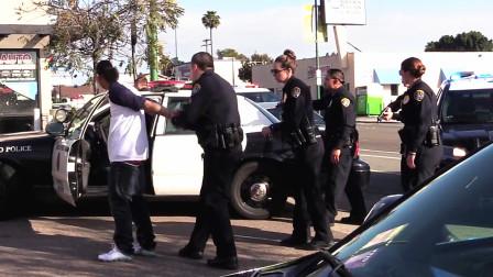 近距离了解美国警察办案:如此小心谨慎,都是鲜血换来的教训!