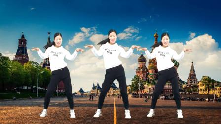 点击观看《最近又火了一首《DJ空城》64步简单网红健身舞》