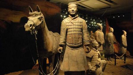 一个秦始皇兵马俑值多少钱? 仅一个头, 1987年就达到了30万