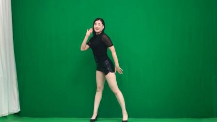 青青世界广场舞《我走后》无特效舞蹈真美