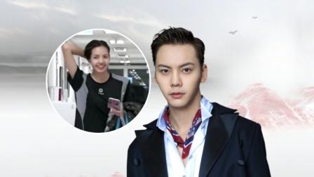 """酷的娱乐圈 2020 6位明星遭遇""""电梯惊魂"""" 陈伟霆最暖蔡少芬最开心相关的图片"""